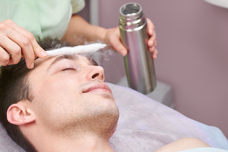 What Is A Cryotherapy Facial?