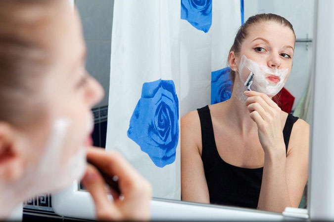 Women Shaving Does Shaving Make You Look Younger