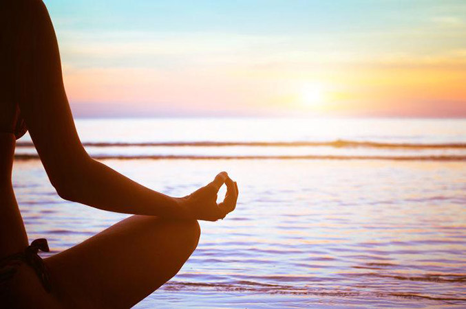 Mindfulness Leads To Healthy Skin