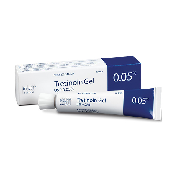 Obagi Tretinoin 0.05% Gel