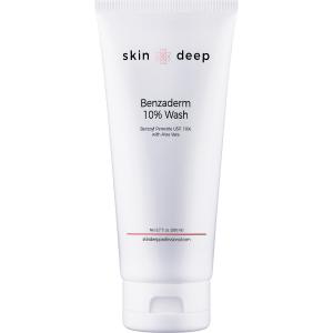 Skin Deep Benzaderm 10% Wash